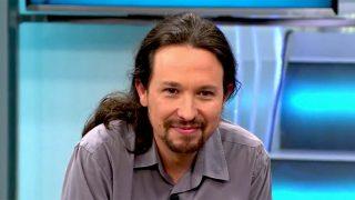 Pablo Iglesias se enfrenta las preguntas de los niños de 'El Programa de AR'/ Mediaset