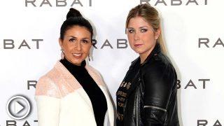 Las hermanas de Verdasco dan pistas de quiénes serán los padrinos del bebé de Ana Boyer / Gtres