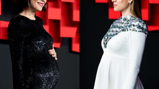 Descubre qué dos famosas actrices españolas están embarazadas