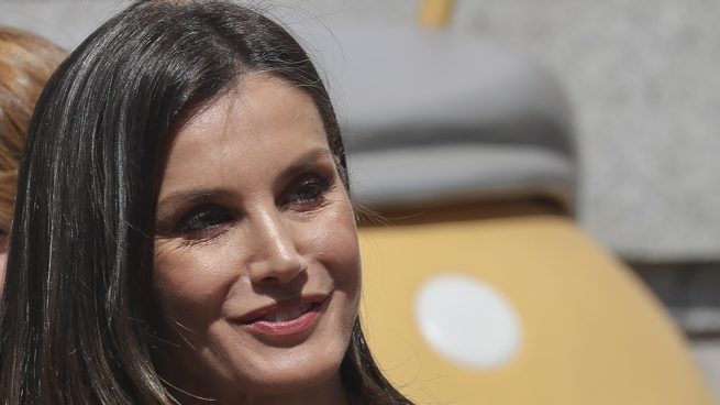 La reina Letizia le quita el 'puesto' a doña Sofía