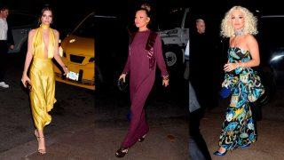 VER GALERÍA: Los impresionantes looks de invitada en la boda de Marc Jacobs