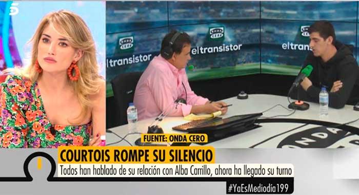 El brutal ataque de José Ramón De la Morena a Alba Carrillo: «La guapura se pierde y cada vez eres más estúpida»