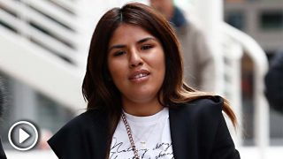 Primeras palabras de Isa Pantoja tras su juicio contra la madre de Alejandro Albalá / Gtres