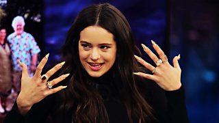 La esteticista de Rosalía nos cuenta el secreto inconfesable de sus uñas: precio e inconvenientes / Gtres