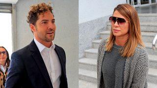 Galería: así ha sido el encuentro en los juzgados entre David Bisbal y Elena Tablada / Gtres