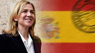 La infanta Cristina, un paso más cerca de España