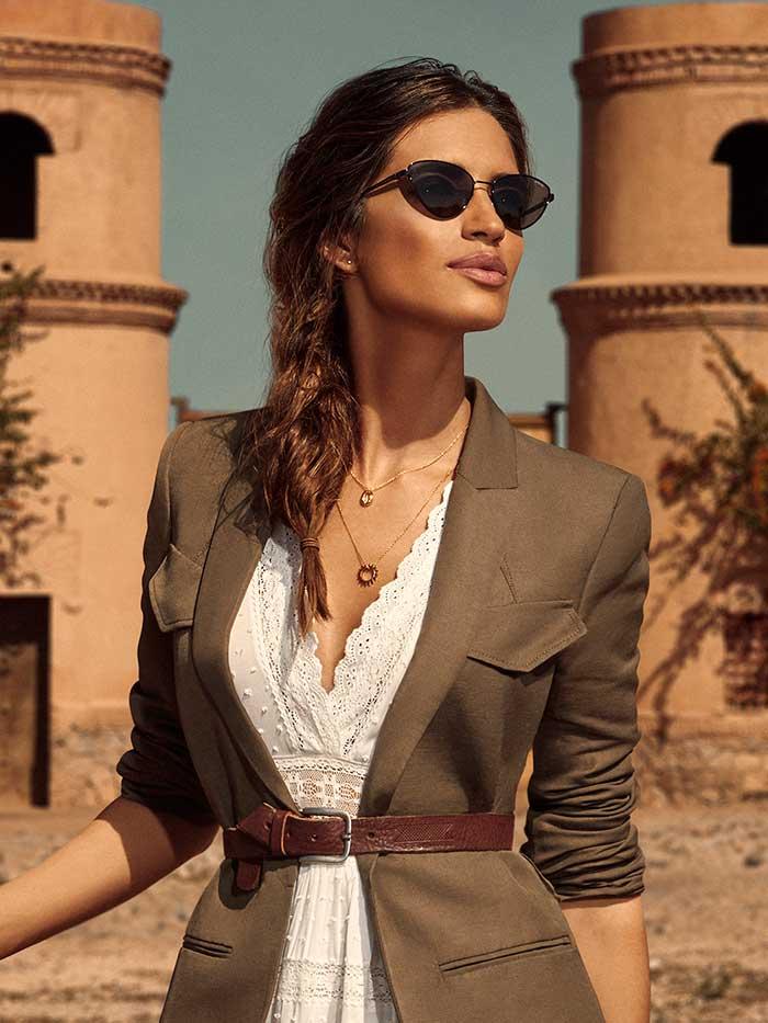 Colección gafas de sol low cost Sara Carbonero