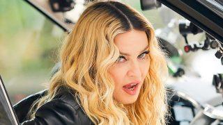 Madonna en una imagen de archivo / Gtres