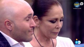 Isabel Pantoja se rompe al recordar como superó su hijo su problema con las drogas./Mediaset