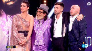 Los finalistas de la primera edición de 'GH Dúo'. / Telecinco