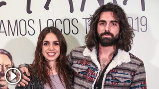 Elena Furiase y su hermano Guillermo, han acudido al concierto de Ketama / Gtres
