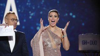 María Jesús Ruiz se entera de que es la ganadora de 'GH Dúo' / Gtres.