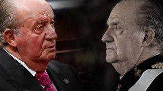 El día en el que al rey Juan Carlos se le cayó la Corona / Gtres