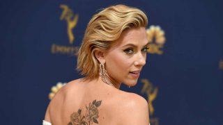 Scarlett Johansson se atreve con las tendencias 'beauty' más sorprendentes / Gtres