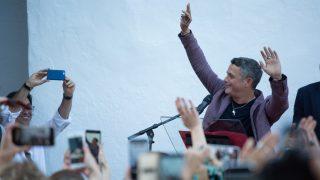 No te pierdas las imágenes del gran día de Alejandro Sanz / Gtres.