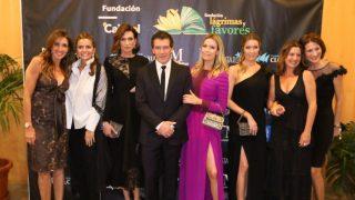 Antonio Banderas reunió a varios amigos en su cena solidaria / Gtres.