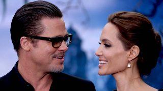Brad Pitt y Angelina Jolie, a un paso del divorcio definitivo/ Gtres