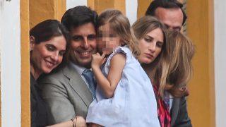 Francisco Rivera ha pasado el Domingo de Ramos con su familia / Gtres