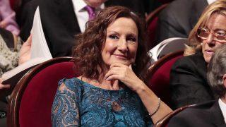 Paloma Rocasolano durante la última edición de los premios Princesa de Asturias / Gtres