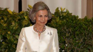 La reina Sofía en Mallorca el pasado mes de marzo / Gtres