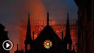 Galería: tragedia en París, Notre Dame, en llamas / Gtres