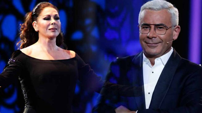 Jorge Javier Vázquez e Isabel Pantoja