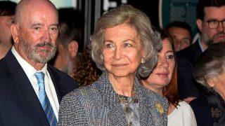 Galería: así ha sido el último acto de la reina Sofía en Palma / Gtres