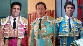 Francisco, Canales y Cayetano en un fotomontaje de Look / Gtres
