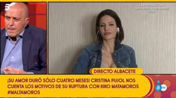 Kiko Matamoros y Cristina Pujol