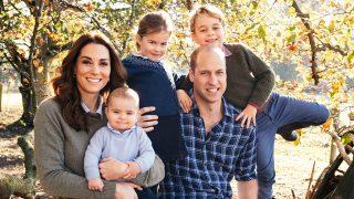 El príncipe Guillermo con su familia en una imagen de archivo / Gtres