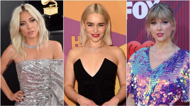 Lady Gaga Taylor Swift Emilia Clarke