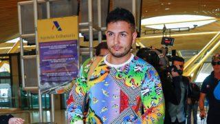 Omar Montes y el resto de concursantes que van de viaje a 'Supervivientes' / Gtres.