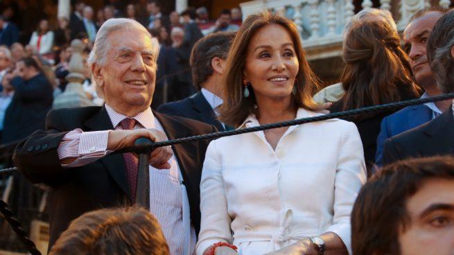Isabel Preysler, Mario Vargas Llosa