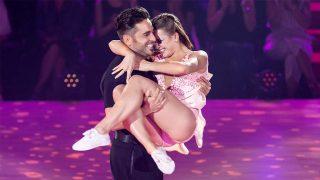 Bustamante y Yana Olina en 'Bailando con las estrellas' / Gtres