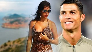 Las vacaciones secretas de Cristiano Ronaldo y Georgina