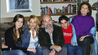 Parte del elenco de 'Los Serrano' /Gtres