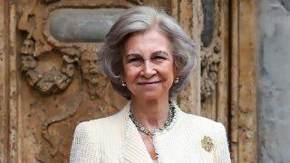 El detalle con el que doña Sofía recordó al rey Juan Carlos / Gtres
