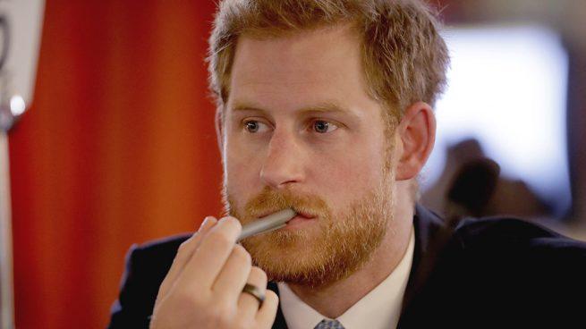 La pasión secreta del príncipe Harry