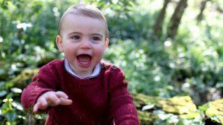 El príncipe Louis de Cambridge / Gtres