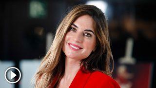 Lourdes Montes ha elegido el rojo para su último acto / Gtres