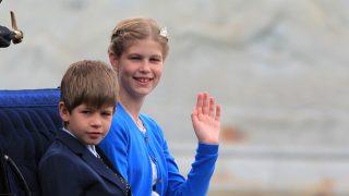 James de Wessex y su hermana Lady Louise / Gtres