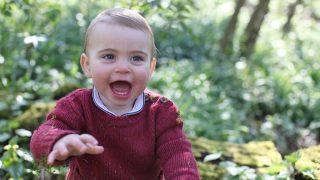 El príncipe Louis en una imagen de su cumpleaños / Gtres