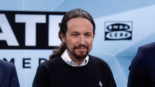 Pablo Iglesias y el mensaje subliminal de su look del Debate de A3 / Gtres