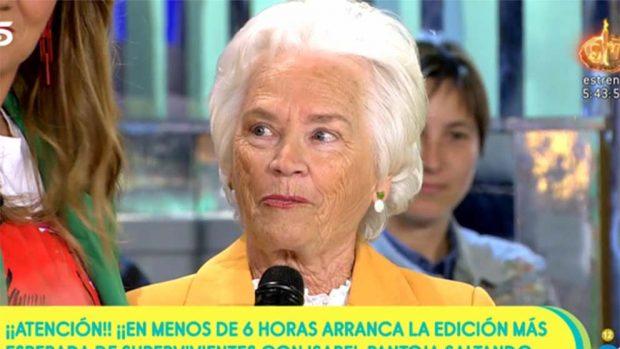madre Belén Esteban
