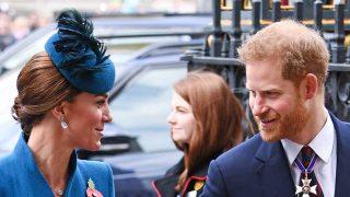 El Príncipe Harry y la Duquesa de Cambridge / Gtres