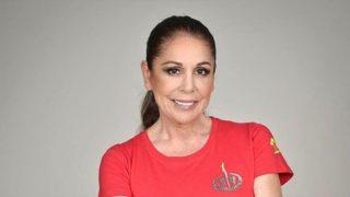 Isabel Pantoja como concursante de 'Supervivientes' / Telecinco.