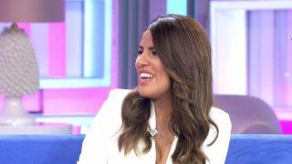 Isa Pantoja en su estreno /Mediaset