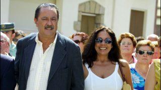 Isabel Pantoja y Julián Muñoz, en una imagen de archivo / Gtres.