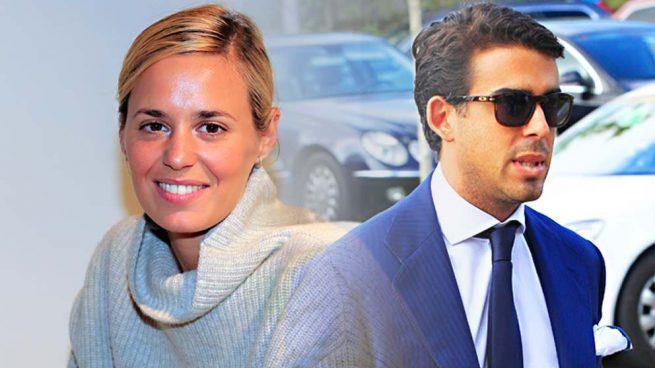 Claudia Osborne y Daniel Arigita