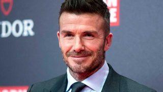 Galería: la desconcertante actitud de David Beckham / Gtres